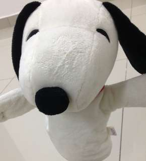 SNOOPY Hand puppet