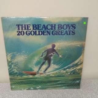 62至66年the beach lp黑膠唱片 選