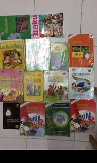 Books for senior high and college