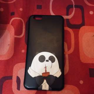 [PRE-LOVED] Panda Case for iPhone 6+