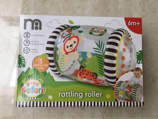 Mothercare Rattling toy