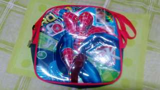 Spiderman Bodybag!