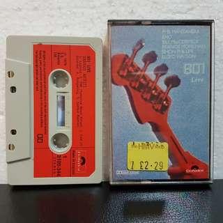 Cassette》801 LIVE