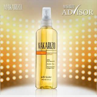 Makarizo Hair anti Frizz 240ml