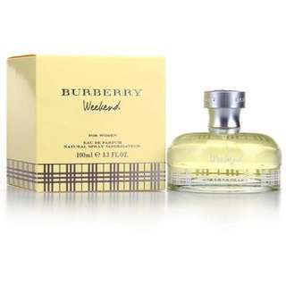 Parfum Original Burberry Weekend for woman 100ml