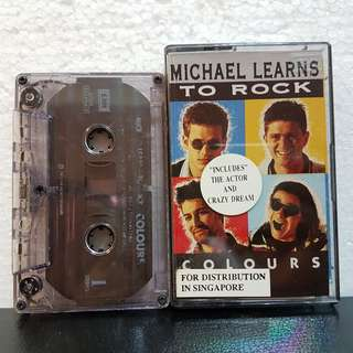 Cassette》Michael Learns To Rock