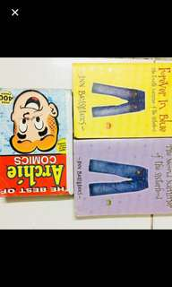 Archie Comics and books