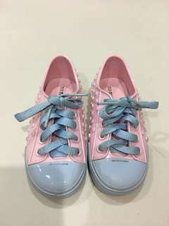 Authentic Mini melissa toddler girl shoe