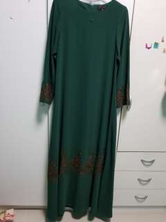 Jubah Dyana preloved