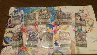 Cardfight Vanguard Messiah deck