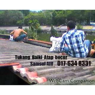 Rawang Tukang Baiki Atap Bocor Samsul Alif 017-634 8331