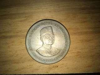 1971's Duit Syiling Lama 5Ringgit