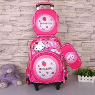 APR 18 KIDS TROLLEY BAG (PP) #IP
