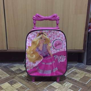 Barbie school bag