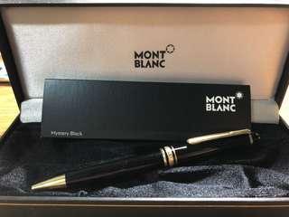 Mont Blanc Pen Meisterstuck