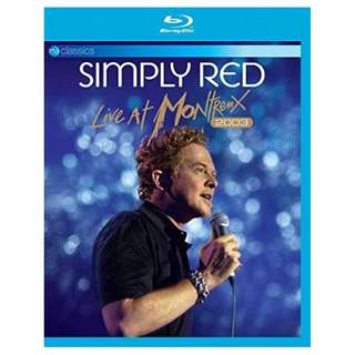 Simply Red: Live at Montreux 2003 Blu-ray 藍光 2018 (包郵)