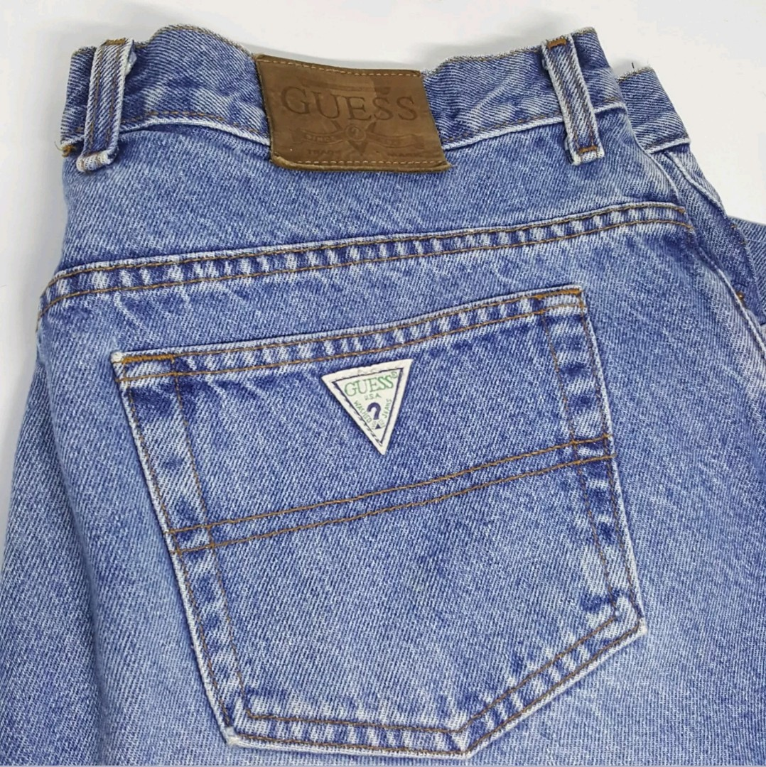 90s Green Label Guess Jeans