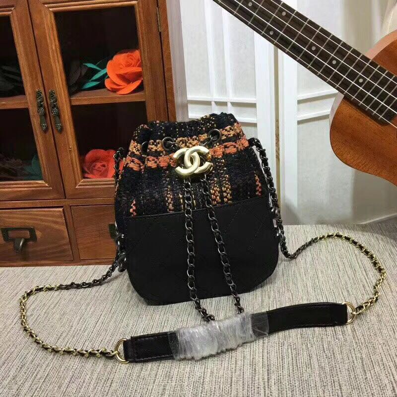 df606f2455859e 🔥 Sale - Chanel Tweed Drawstring, Women's Fashion, Bags & Wallets ...
