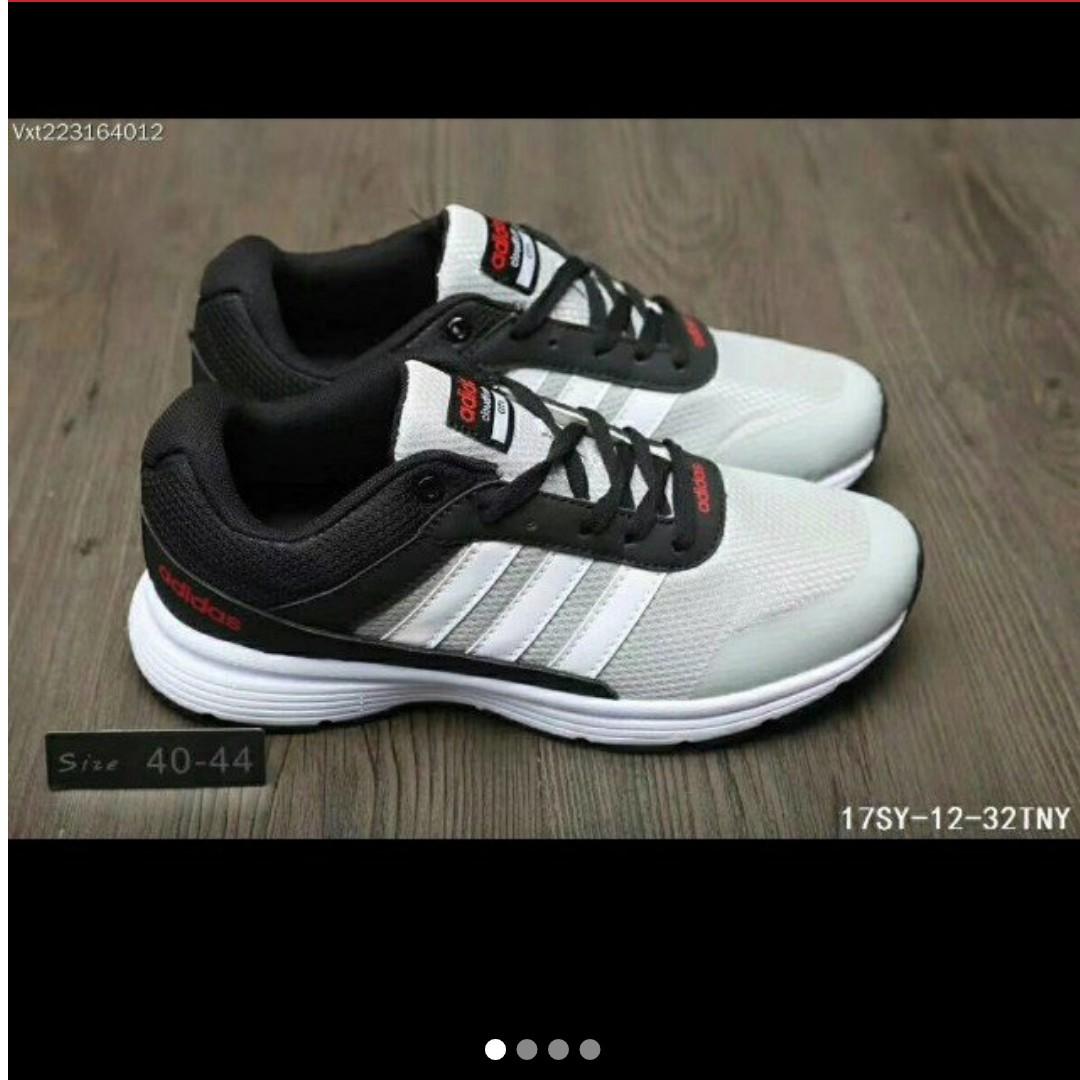 Adidas ozweego Bounce cojin, hombre 's Fashion, calzado en carousell