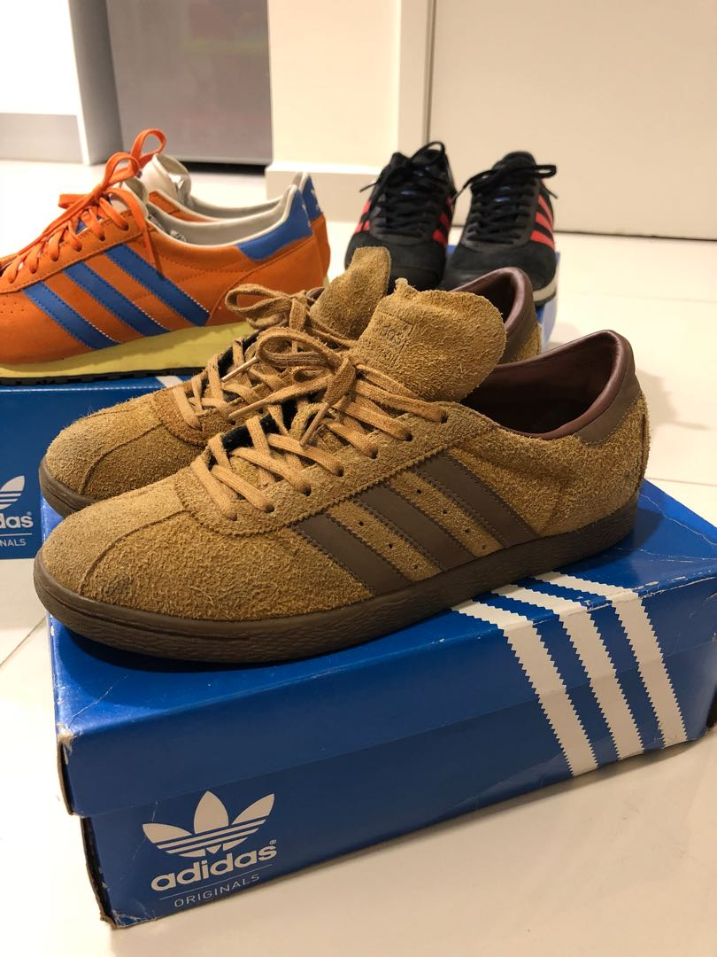 rencontrer 7be9c ce505 Adidas tobacco