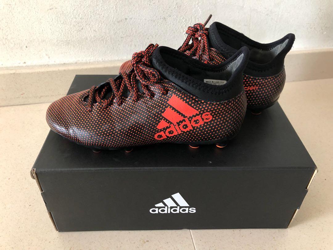 huge selection of 7b542 e1b18 Adidas X17.2 FG for kids, Sports, Sports & Games Equipment ...