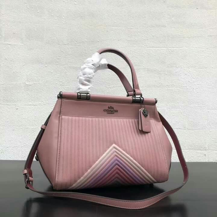 b1c6c390bf ... order auth selena gomez coach womens fashion bags wallets on carousell  368cf ec523