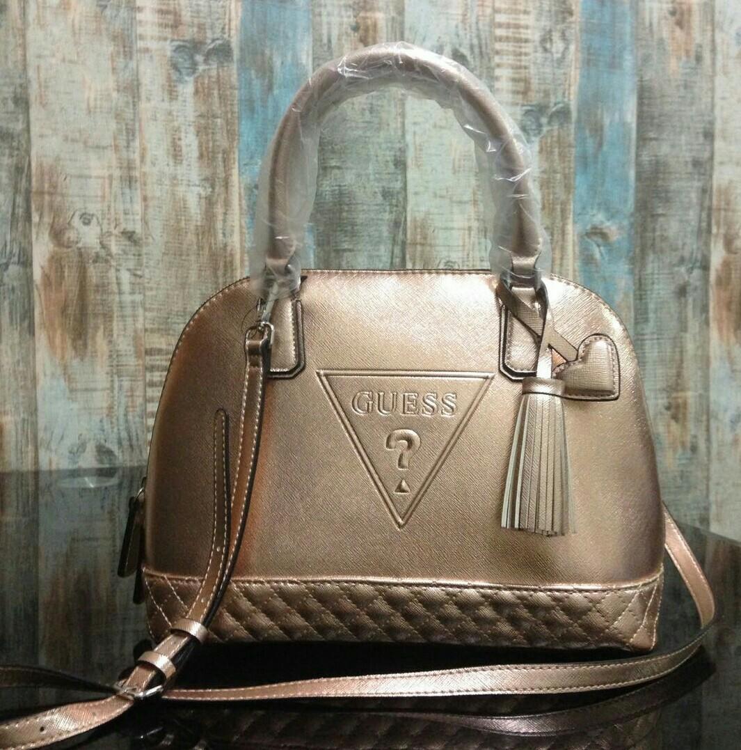 Dome Satchel Handbags