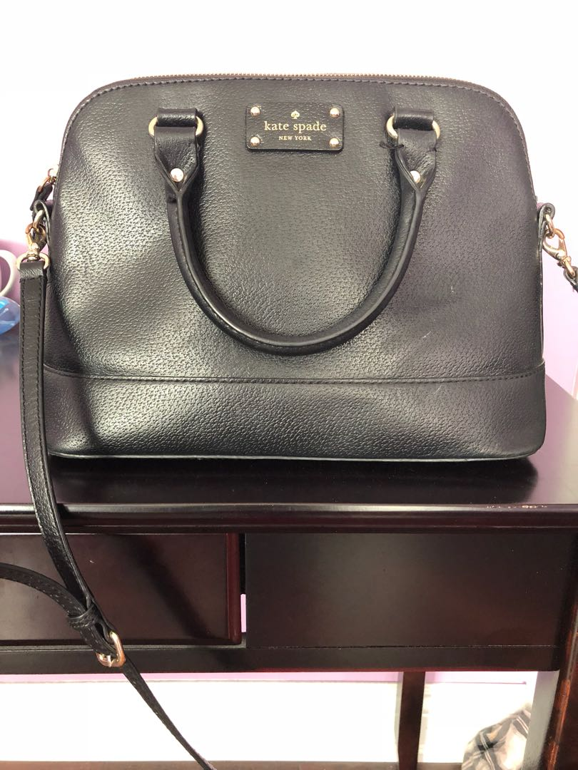 authentic kate spade hangbag