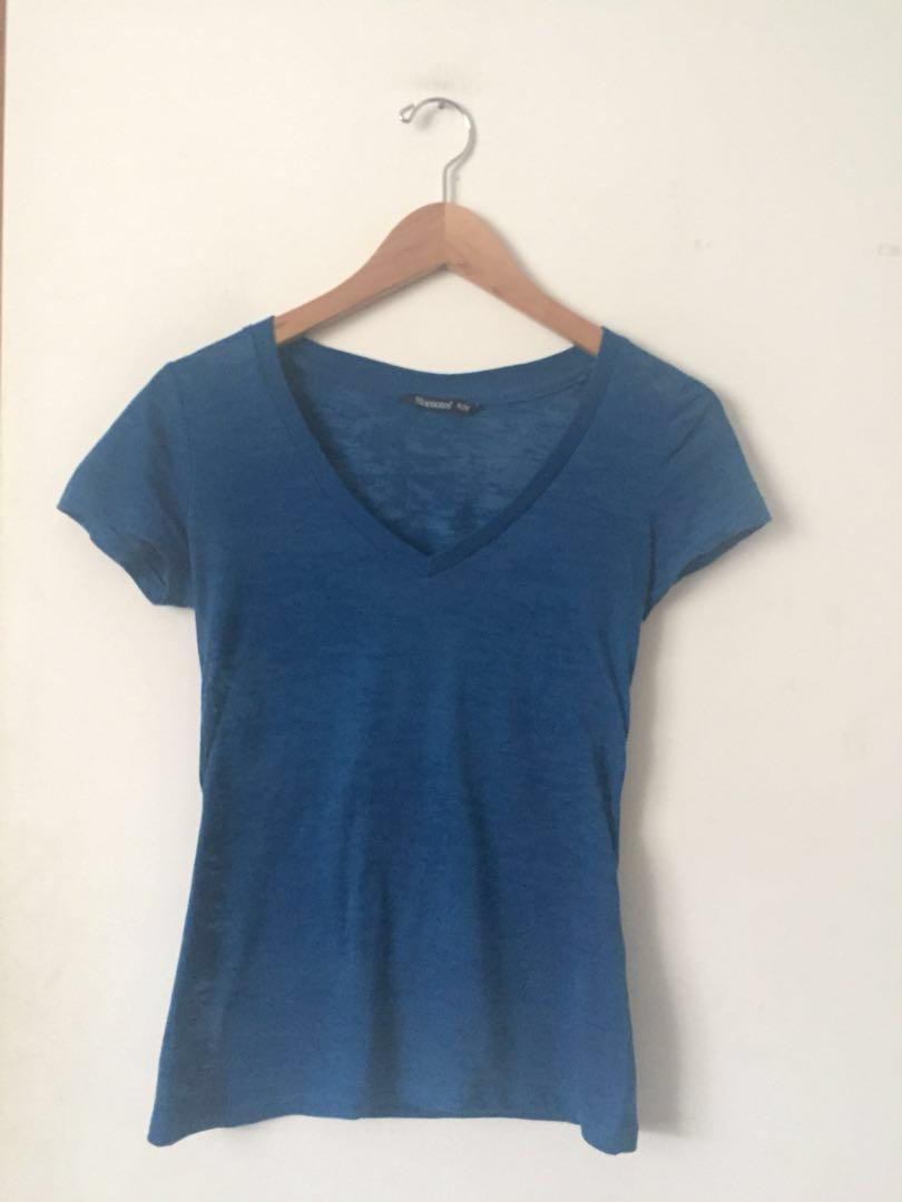 Blue Bluenotes Shirt