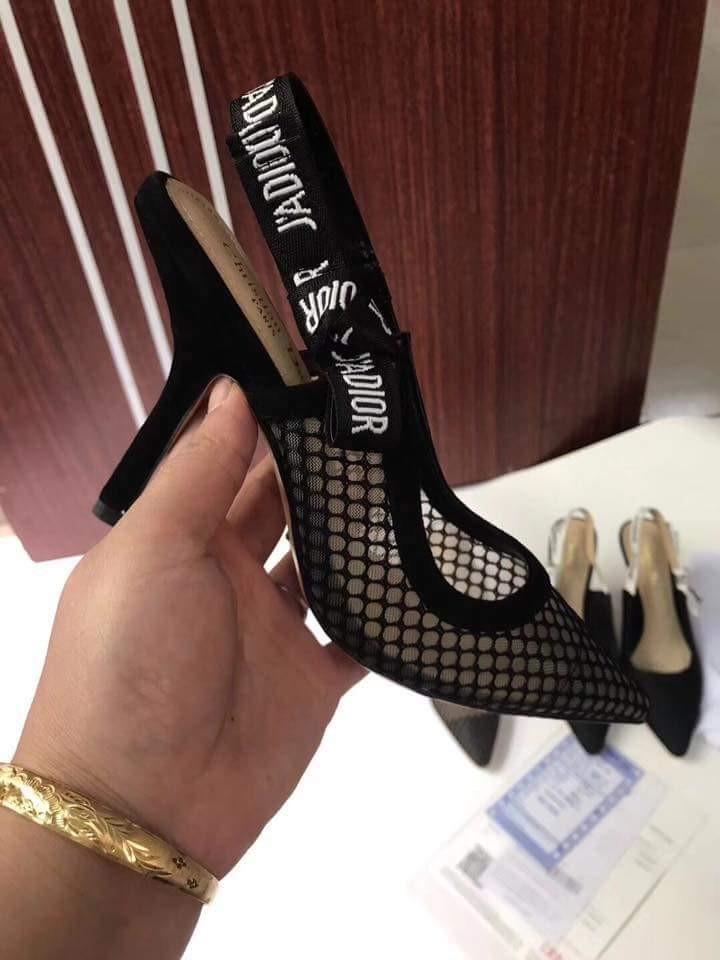 Get Dior Slingback Mesh JPG