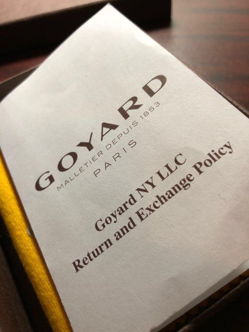 Goyard St.Sulpice Cardholder