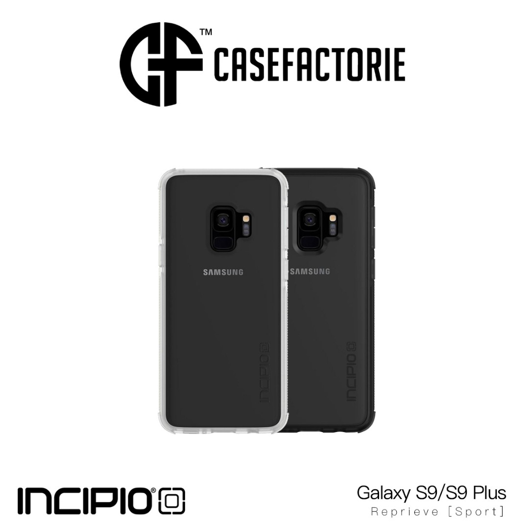 online store fca41 1bfcc Incipio Reprieve [Sport] Case for Samsung Galaxy S9/S9 Plus