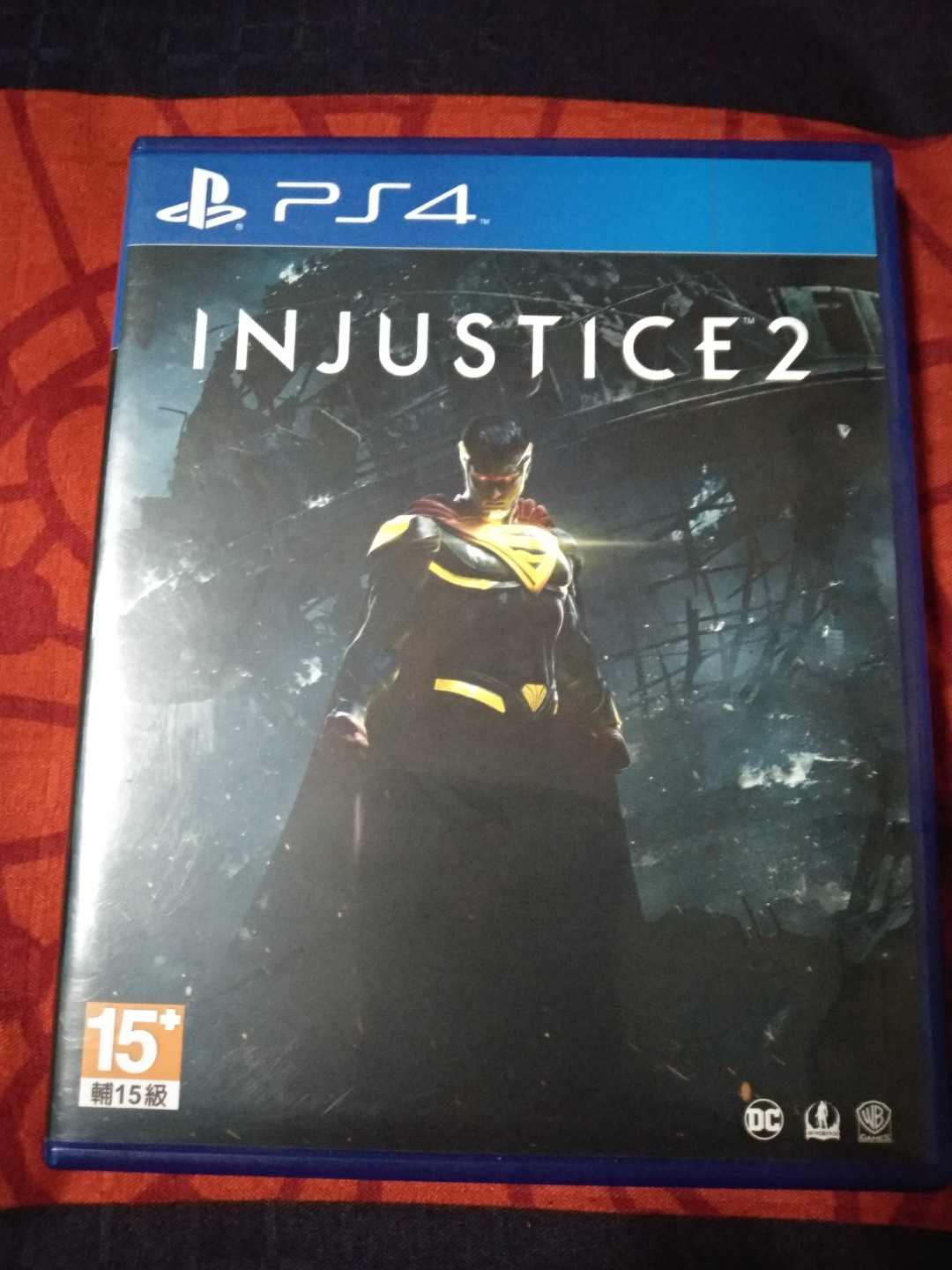 Injustice 2 Video Gaming Games On Carousell Deluxe Edition Ps4 Photo