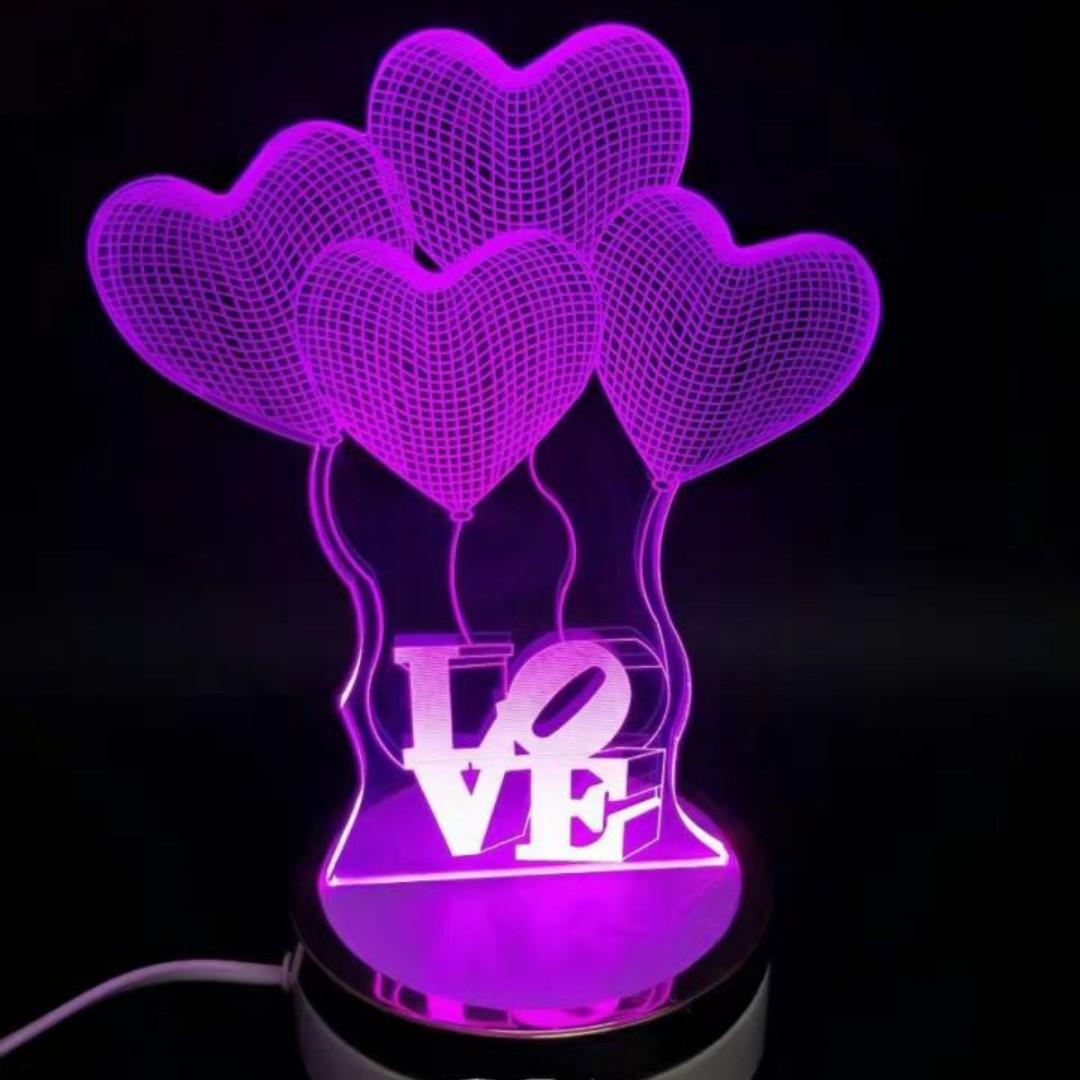 Led LampRomantic Gift SettingIdeal Night Ambiance pqGMUzVS