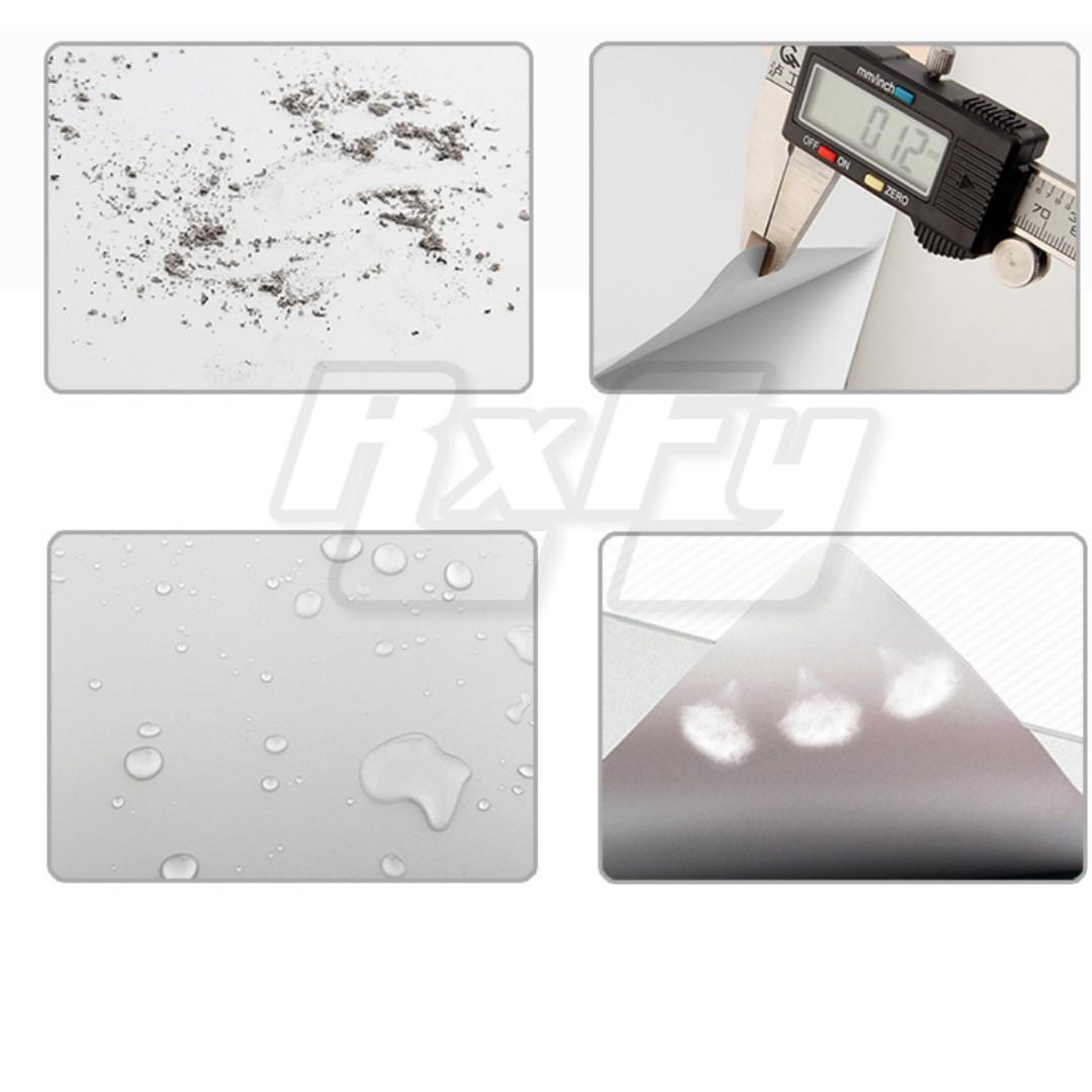 cb7eb61187f43 Matte Translucent Transparent Microsoft Surface Book 2 Laptop Skin ...