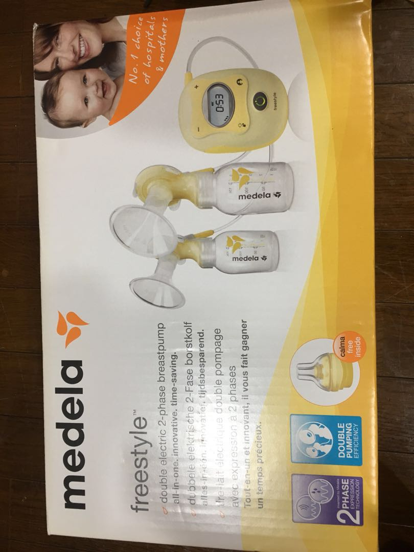 Medela Freestyle Double Electric 2phase Breastpump Babies Kids Haenim Pump Parts Body Connector Share This Listing