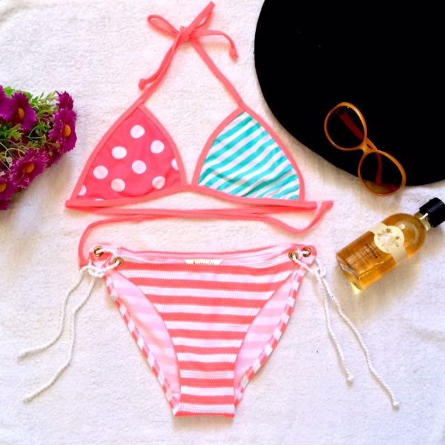 Mix and Match Two piece bikini