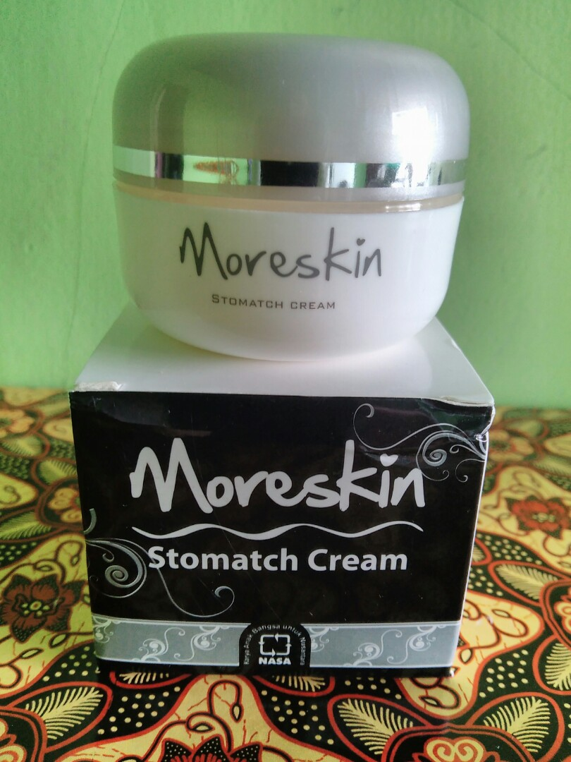 Image result for MORESKIN STOMATCH CREAM