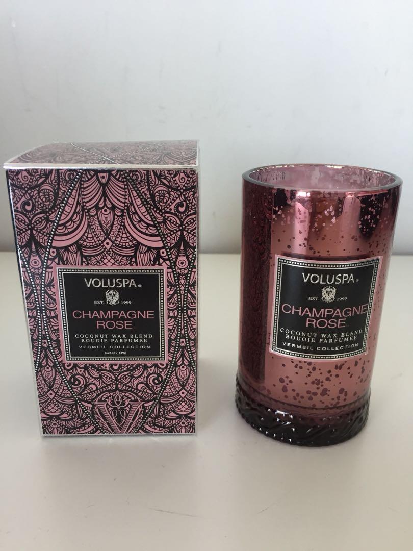 New Voluspa Candle