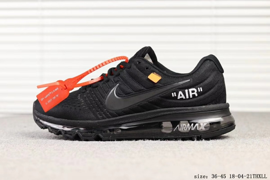 best service 32687 c2ea1 Nike Air Max 2017 x Off-White Virgil Abloh