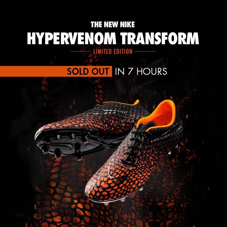 b9b7a8ea76bc Nike Hypervenom Phantom - Transform