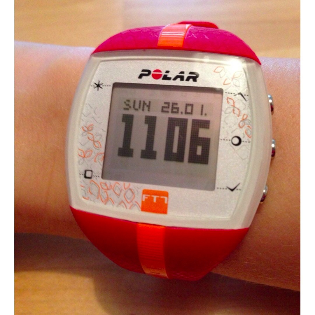 Polar FT7 Heart Rate Monitor + Chest Strap, Sports, Sports