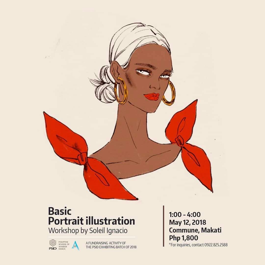 Portrait Illustration Workshop