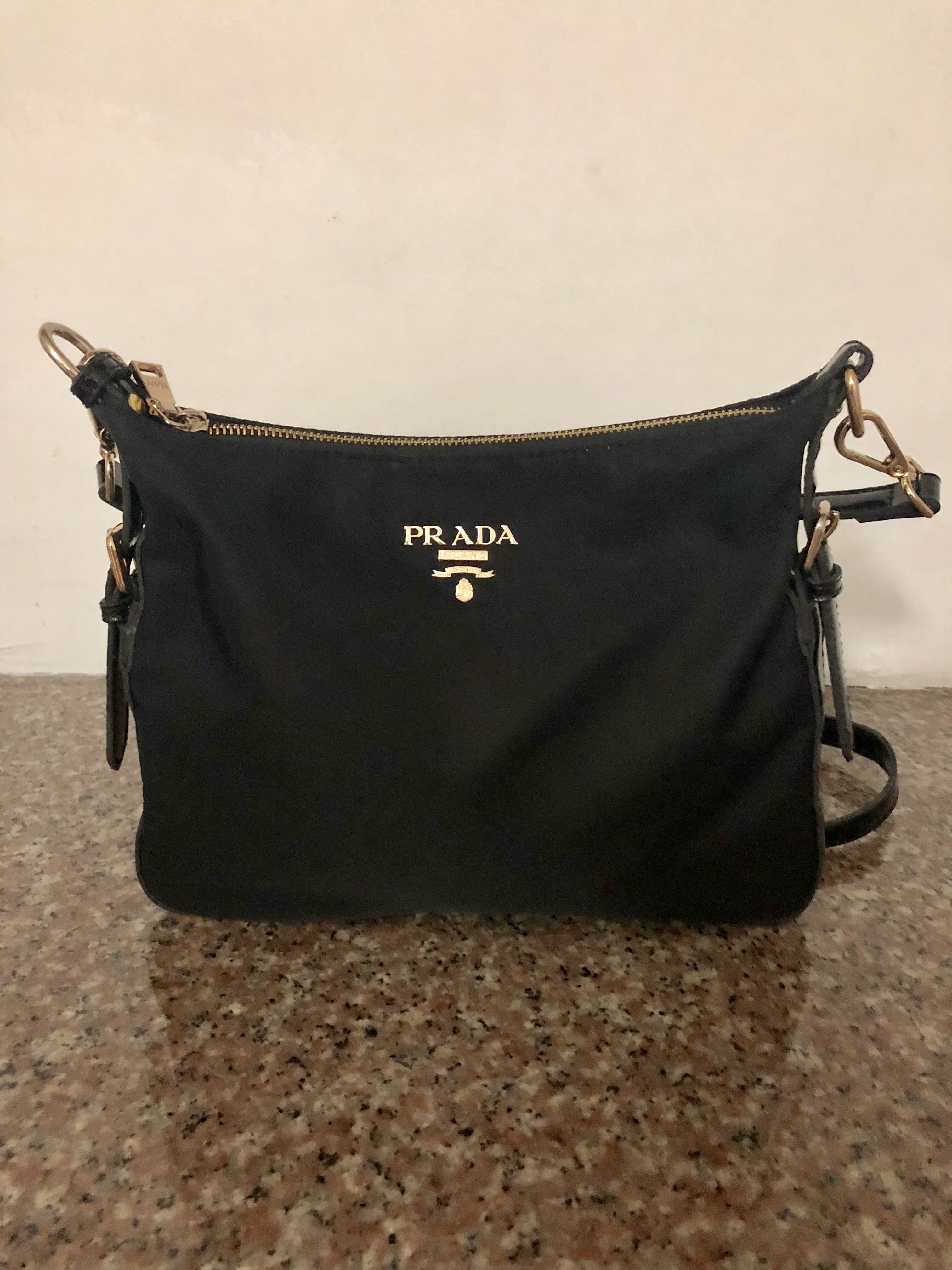 3256911e270f ... where to buy prada sling bag replica only womens fashion bags wallets  on carousell 0a112 9cb40
