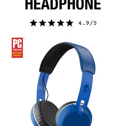 78f1d93d34e Skullcandy Bluetooth Headphone Wireless, Electronics, Audio on Carousell