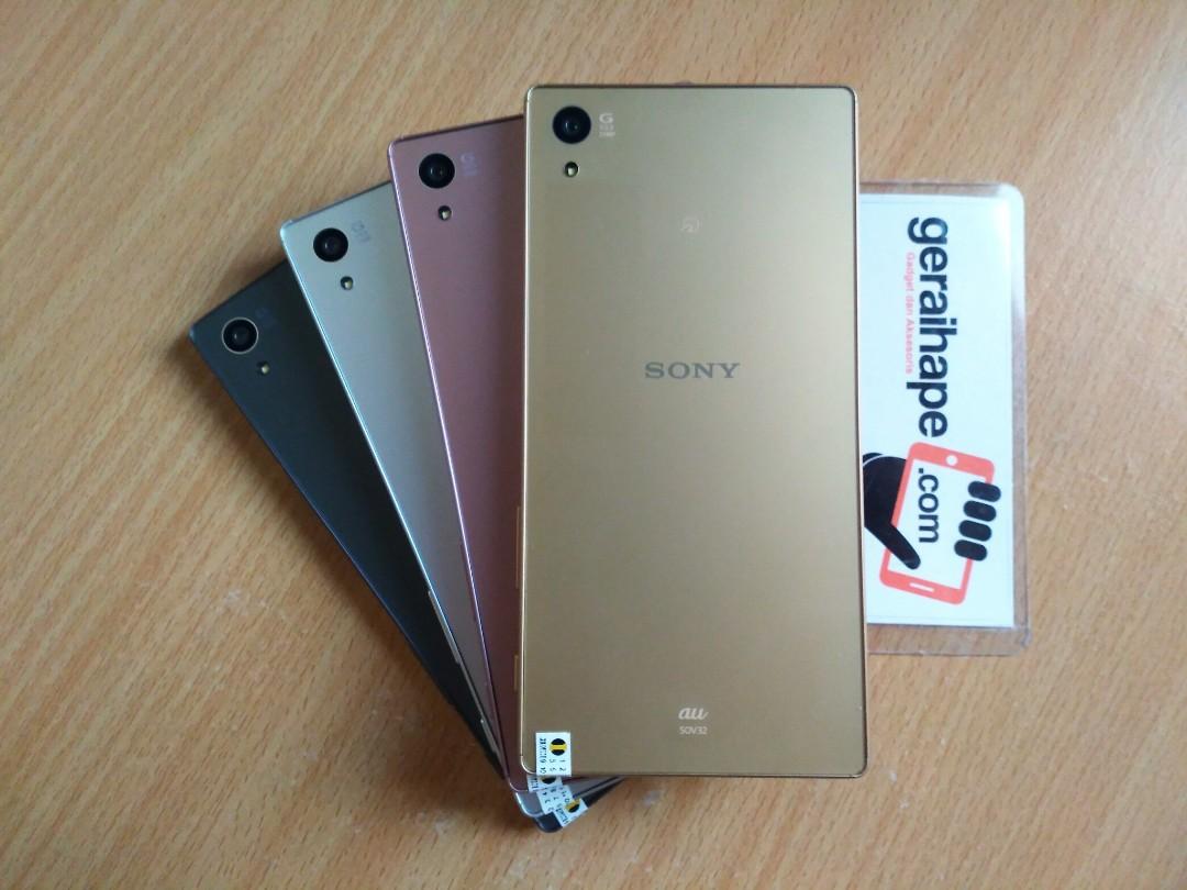 Sony Xperia Z5 Seken Mulus 95 Original Bergaransi Daftar Harga Z3 Compact