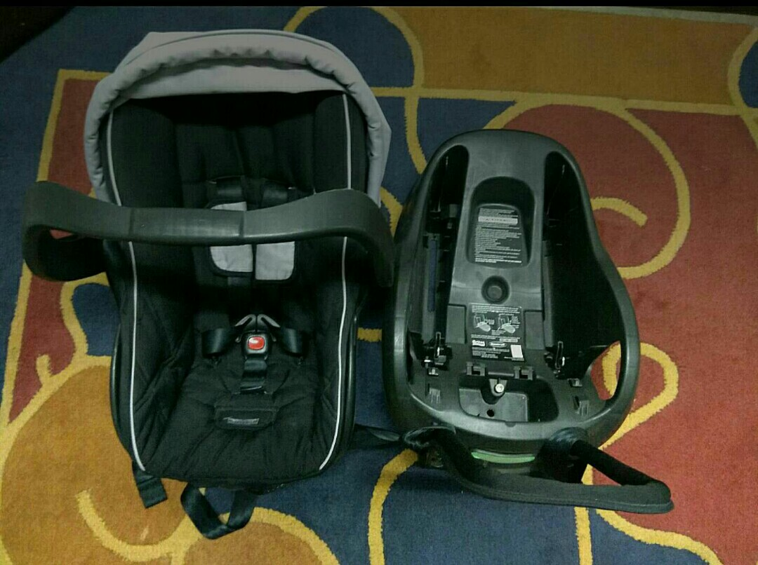 Steelcraft® Baby Capsule features