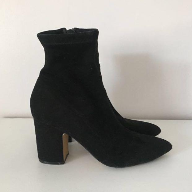 Steve Madden Sock Boot