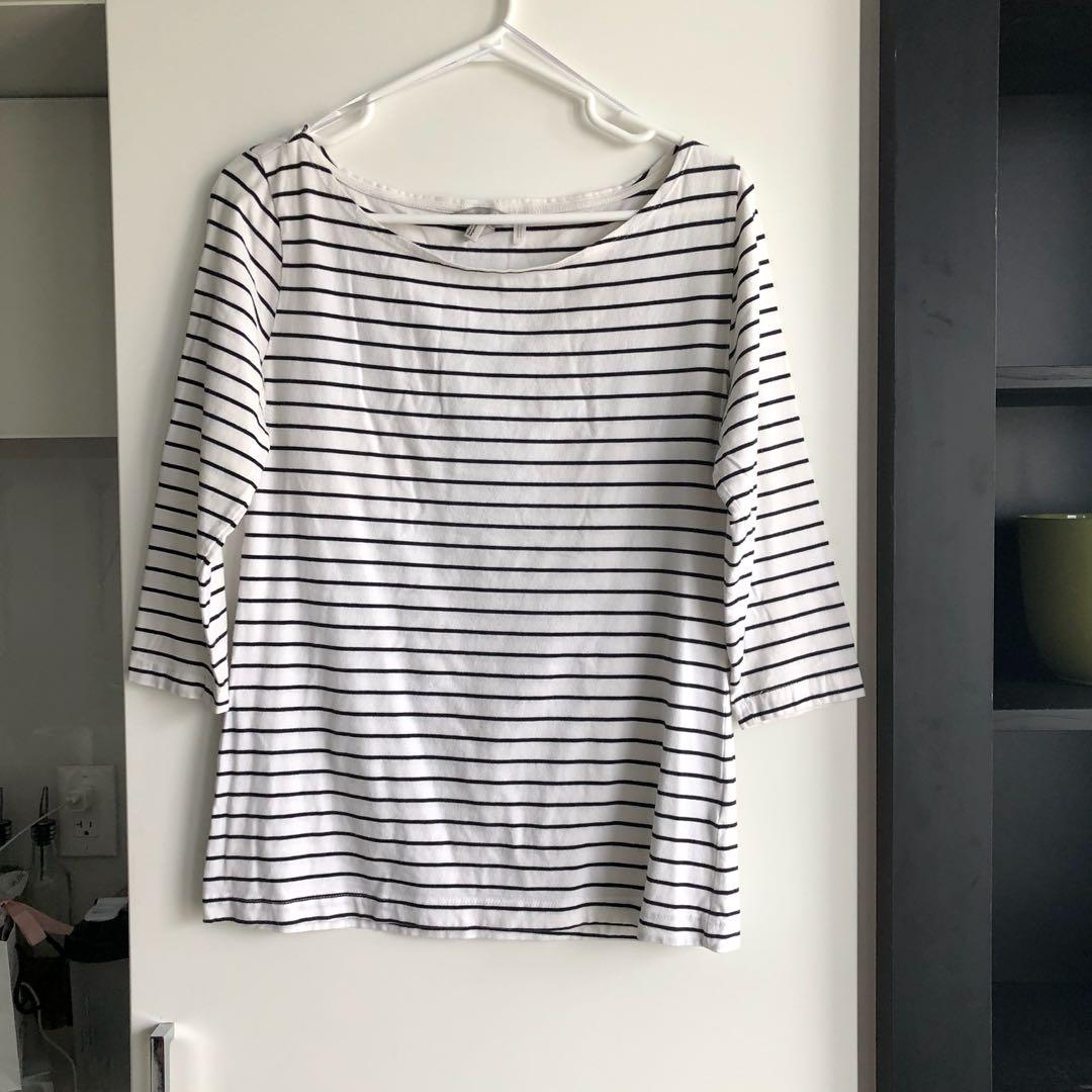 Striped Shirt (L)