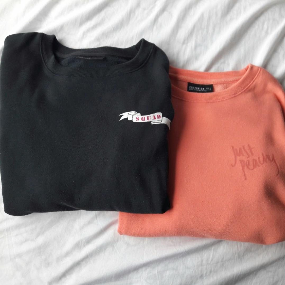 sweatshirts bundle!